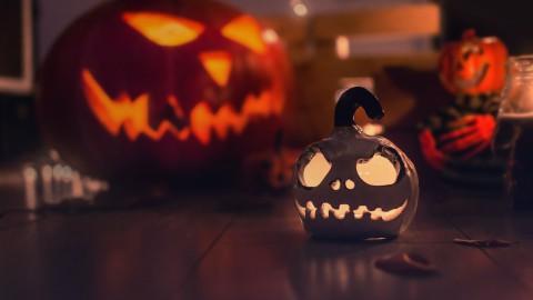 De maand van Halloween!