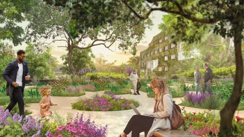 The Voice of Urban Nature: Floriade-paviljoen Almere en Amsterdam