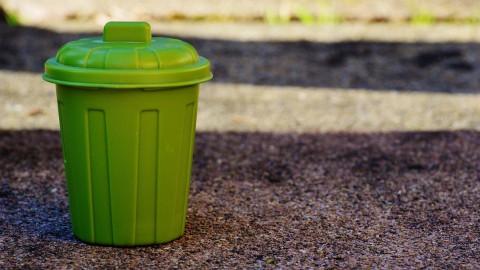 Tips tegen stinkend afval in de container