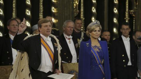 Koninklijk Paar ontvangt medaillewinnaars Olympische Zomerspelen 2020, minister-president Rutte en staatsecretaris Blokhuis aanwezig bij huldiging