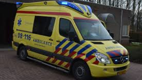 Hulpdiensten uitgerukt voor ongeval met letsel in Zeewolde