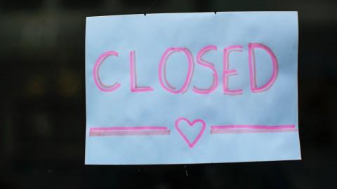 Gemeentehuis Ermelo gesloten