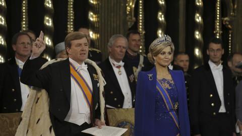 Koning bezoekt Jeroen Bosch Ziekenhuis