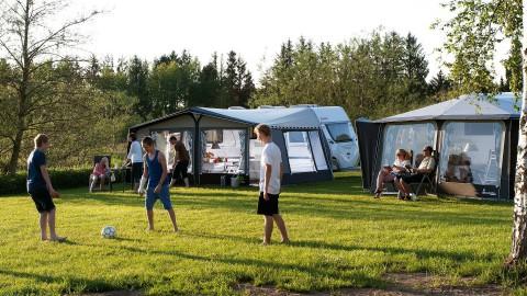 Campings blijven leeg door COVID-19
